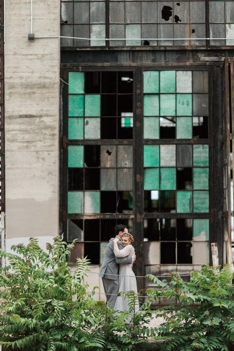 Rail Yards Wedding