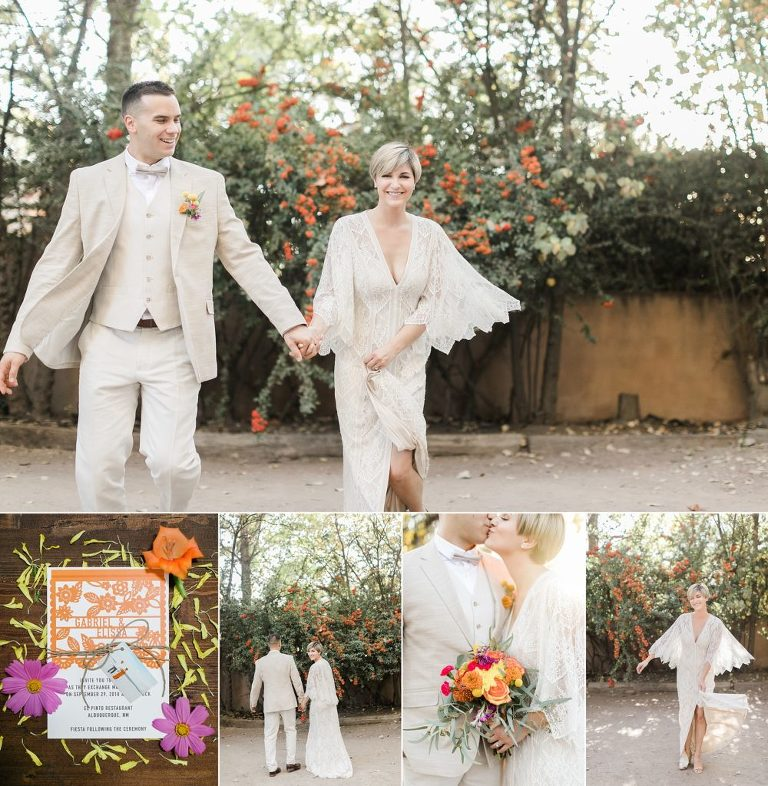 Boho Fiesta Wedding