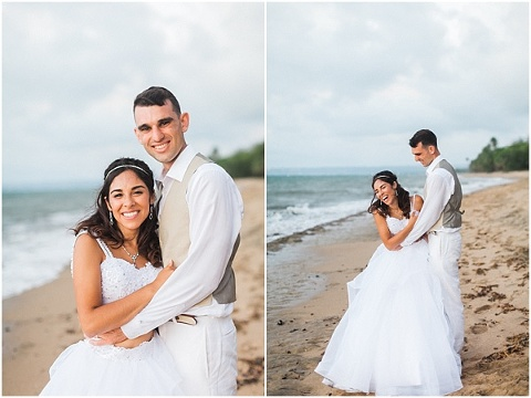Destination Wedding in Rincon, Puerto Rico