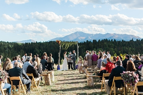 Farish Recreation Area Wedding