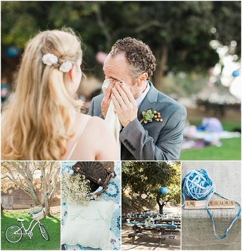 Picnic wedding inspiration | San Rafael, California Wedding | Joni Bilderback, Destination Wedding Photographer