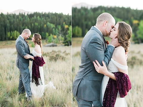 Pikes Peak Wedding