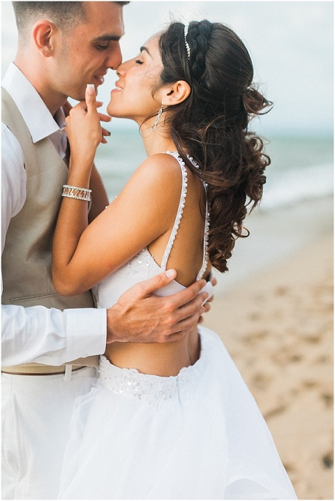 Rincon Beach Wedding Photographer