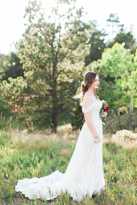 Feel the wind blowing on your wedding day