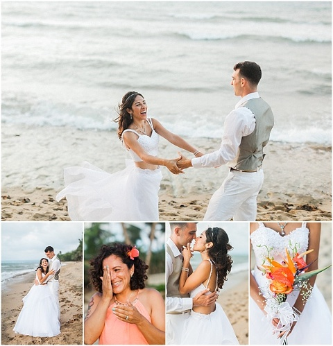 Rincon Beach Destination Wedding | by Joni Bilderback, Destination Wedding Photographer