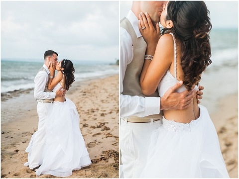 Passionate Puerto Rico Wedding