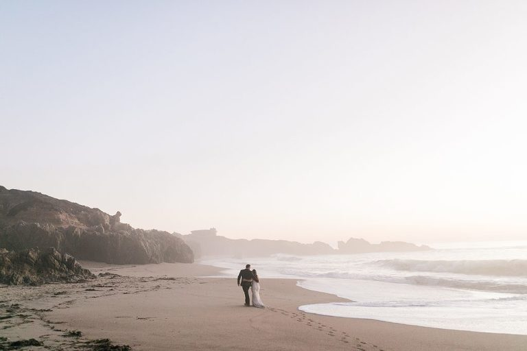 Big Sur elopement guide explaining everything you need to know to elope in Big Sur