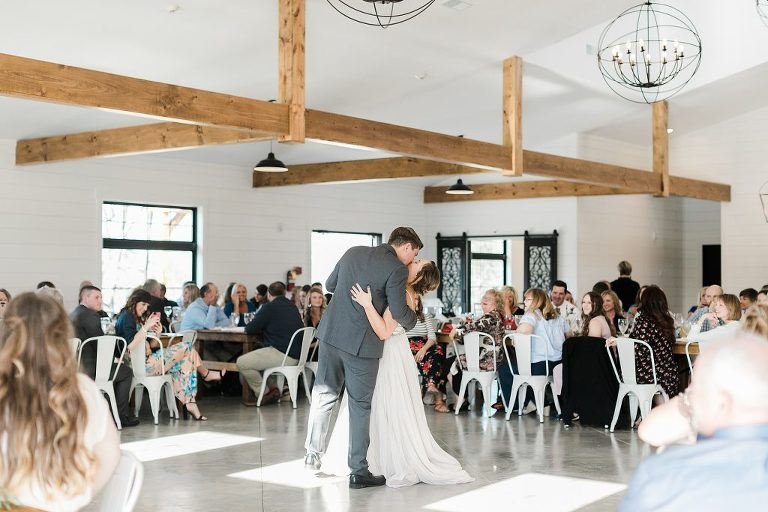 First Dance at The Wilds