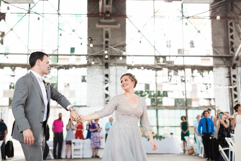 First Dance Rail Yards