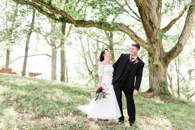 TC Steele Wedding