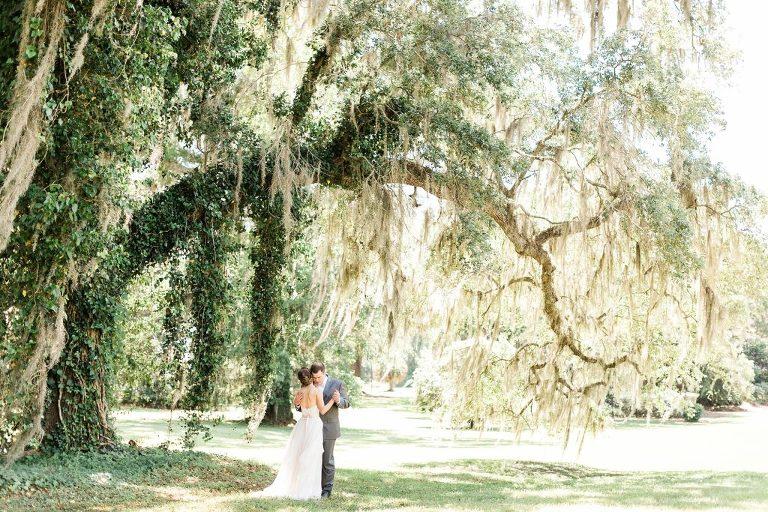 Tallahassee Wedding First Look