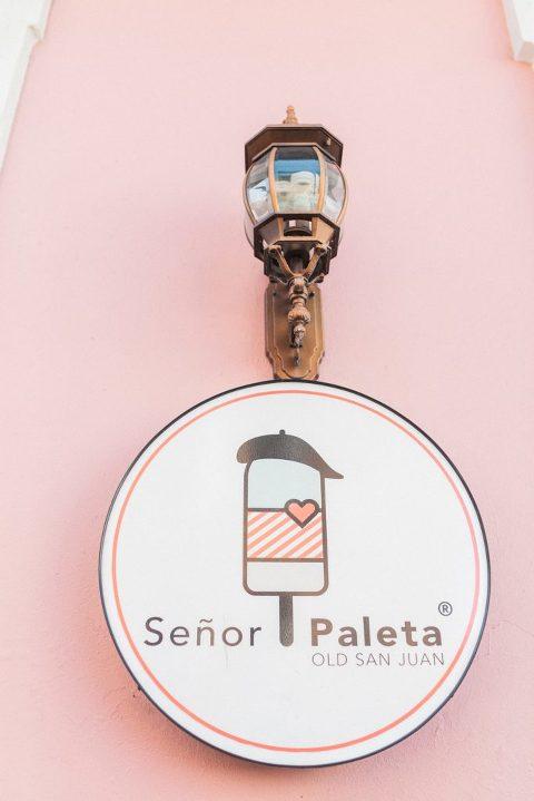 Senor Paleta