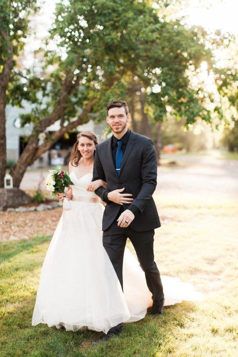 Montana Backyard Wedding