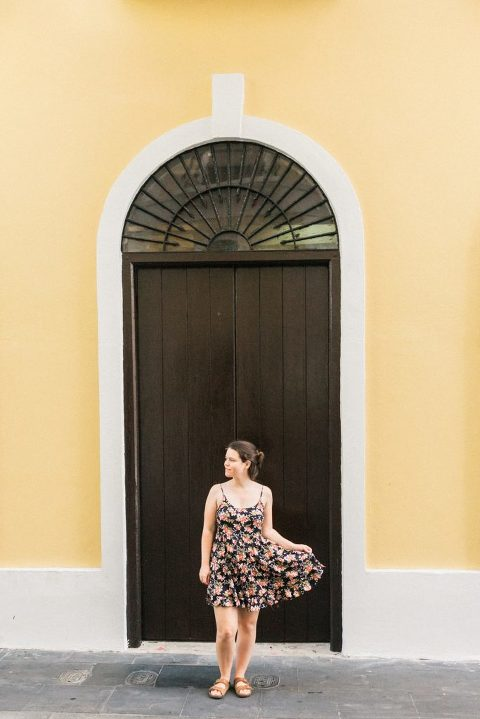 a week in Old San Juan
