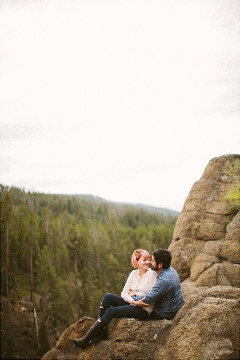 yellowston national park engagement session_0121