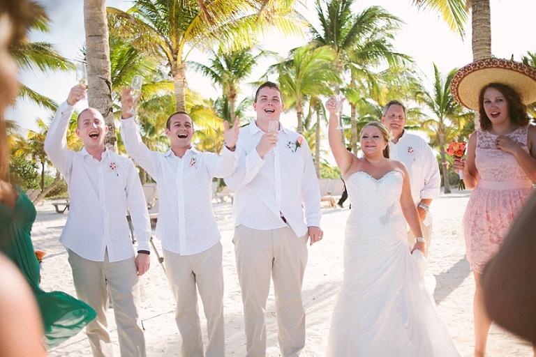 barcelo maya resort wedding in riviera maya mexico_0165