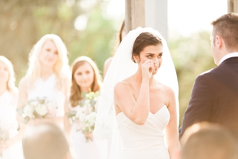 Emotional Wedding Photo