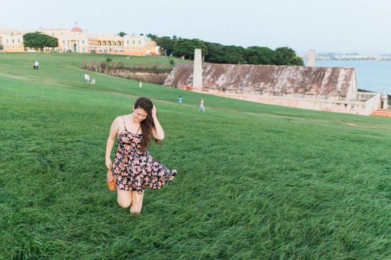 visit San Felipe del Morro Fortress