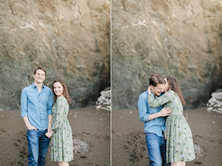 Daly City Engagement Session