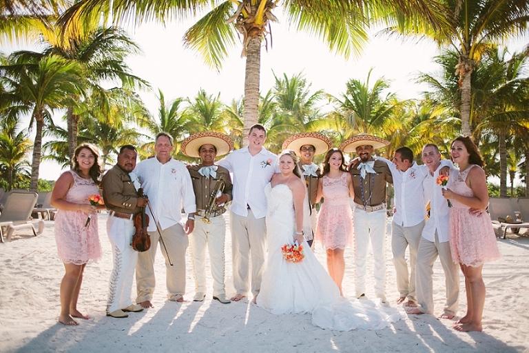 barcelo maya resort wedding in riviera maya mexico_0186