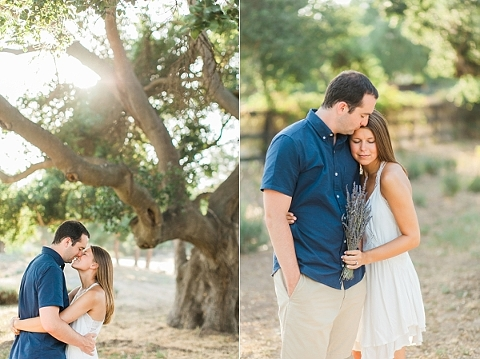 Los Olivos Engagement Session