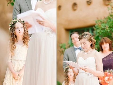 Inn of the Turquoise Bear Wedding