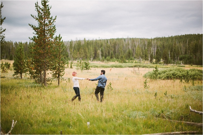 yellowston national park engagement session_0136