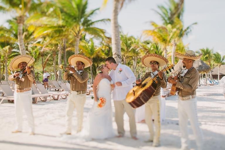 barcelo maya resort wedding in riviera maya mexico_0163