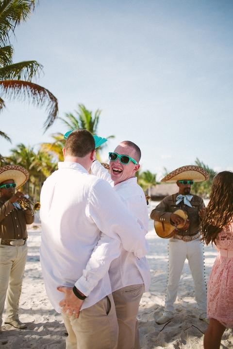 barcelo maya resort wedding in riviera maya mexico_0183