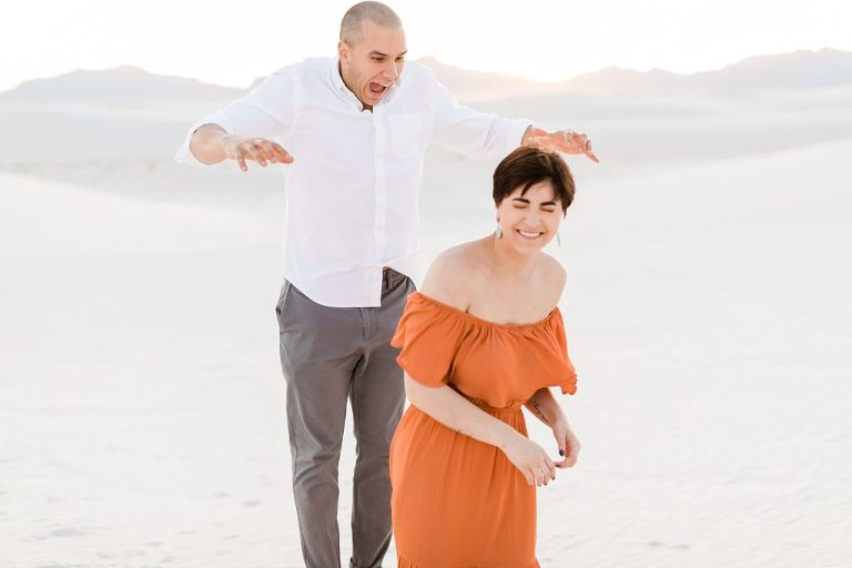 White Sands National Monument Engagement Session