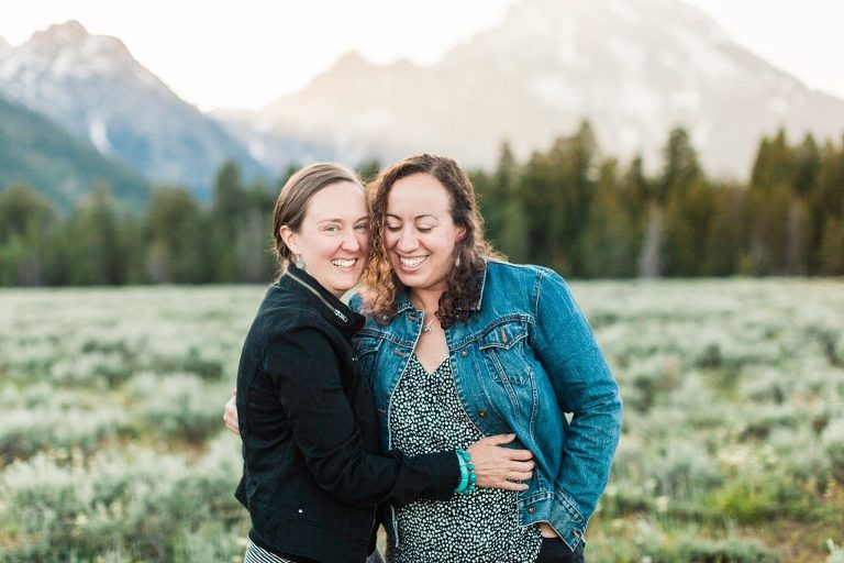 Grand Teton LGBTQ Engagement Session
