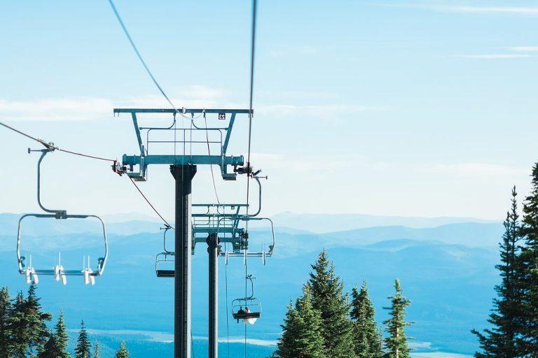 Whitefish Mountain Resort Wedding