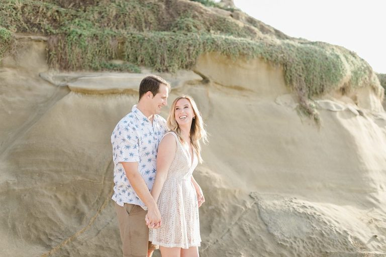 La Jolla, CA Engagement Pictures