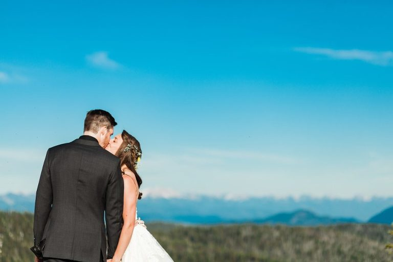 Whitefish Mountain Wedding