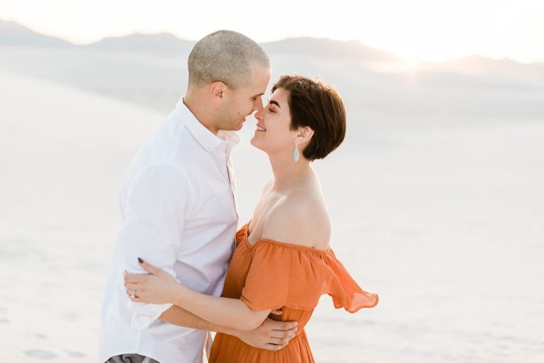 White Sands National Park Engagement Session