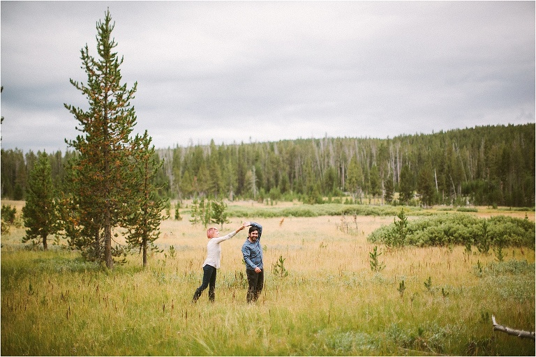 yellowston national park engagement session_0137