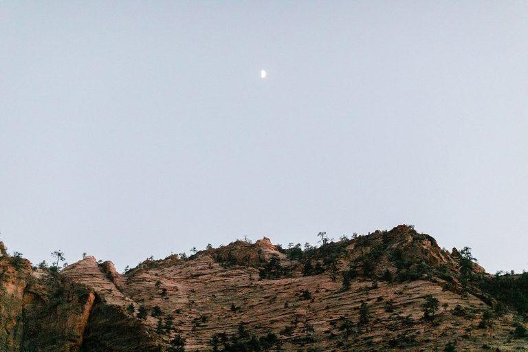 Zion National Park Engagement Session