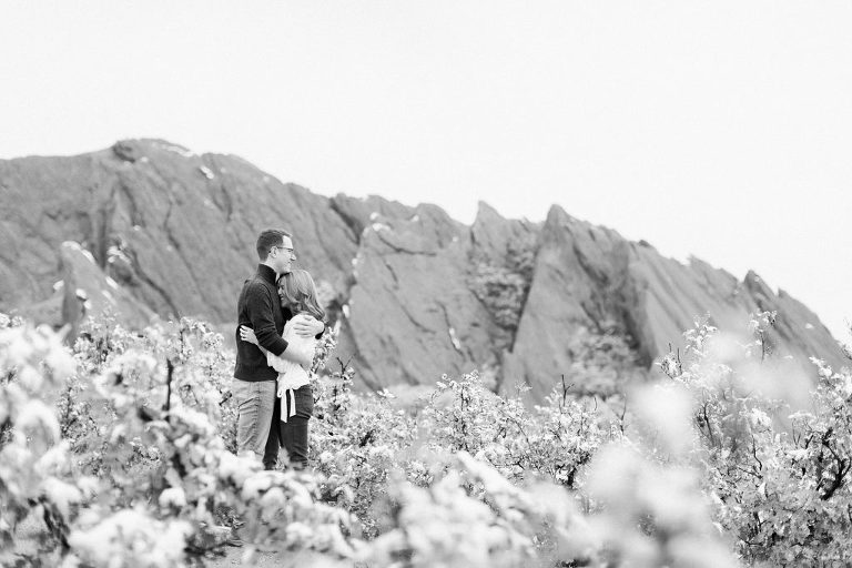 Roxborough Park Engagement Session