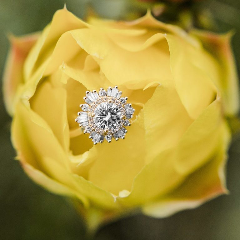 Boho Heidi Gibson Engagement Ring