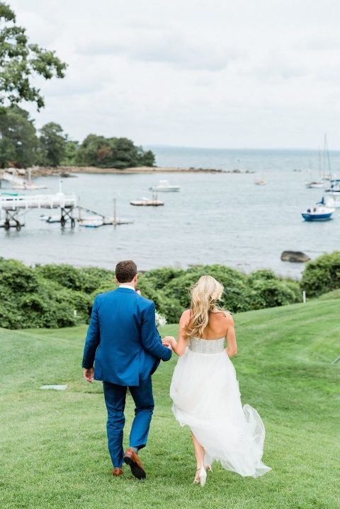 Woods Hole Golf Club Wedding