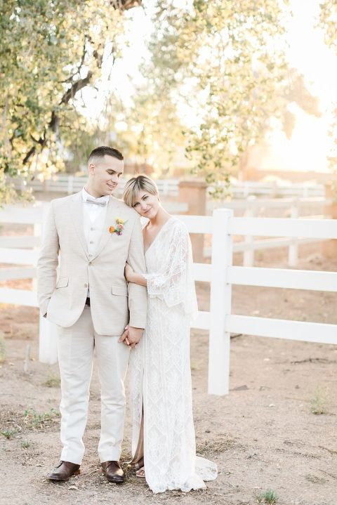 California Boho Wedding Inspiration