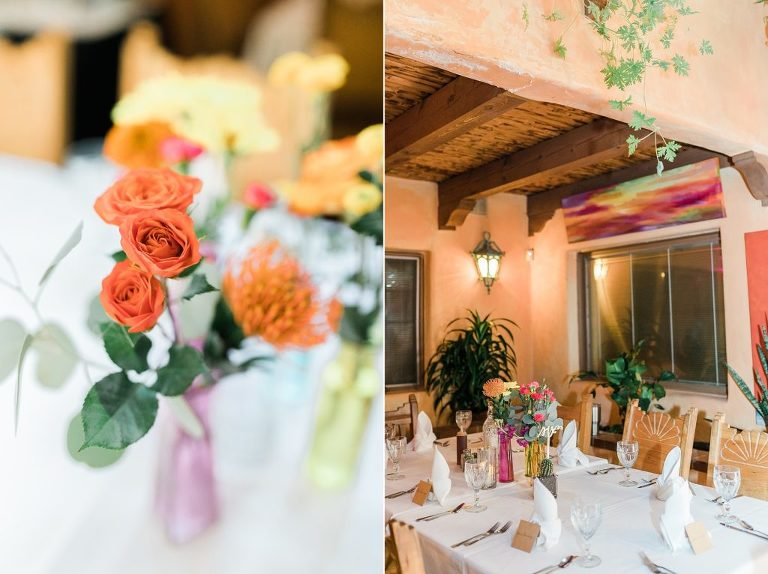 El Pinto Garden Room Wedding