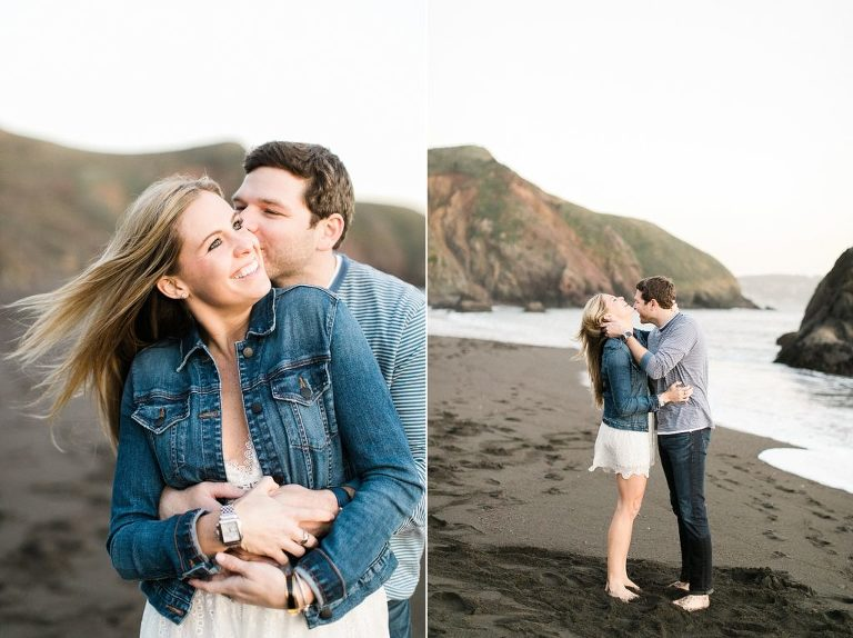 Marin Headlands Engagement Session
