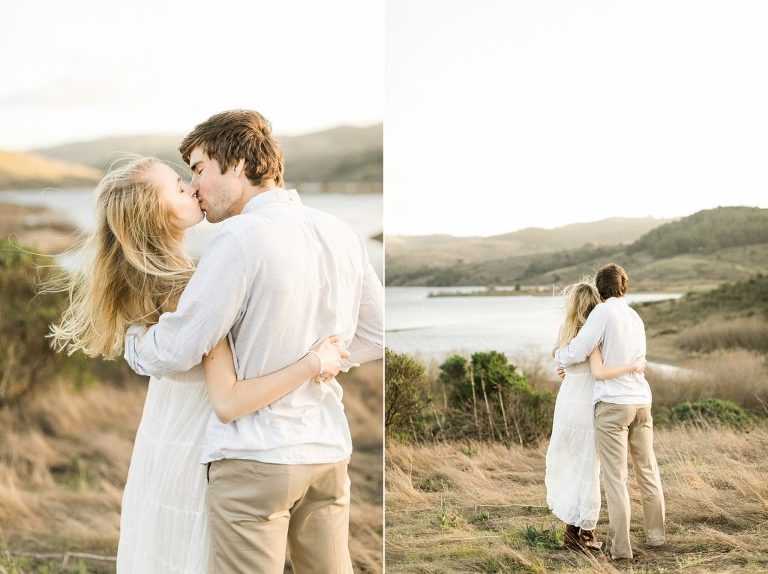 Nicasio Reservoir Engagement Session